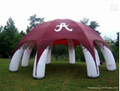 Hot Sale Inflatable Camping Tent, Inflatable Spider Tent 1