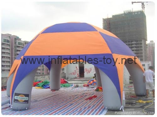Hot Sale Inflatable Camping Tent, Inflatable Spider Tent 9