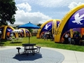 Outdoor Canopy Inflatable Spider Tent For Events 9