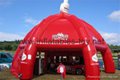 Big Inflatable Spider Air Dome Tents For Advertising 4
