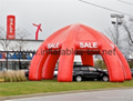Big Inflatable Spider Air Dome Tents For Advertising 5