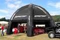 Big Inflatable Spider Air Dome Tents For Advertising 8
