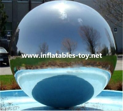 Giant Inflatable Mirror Ball