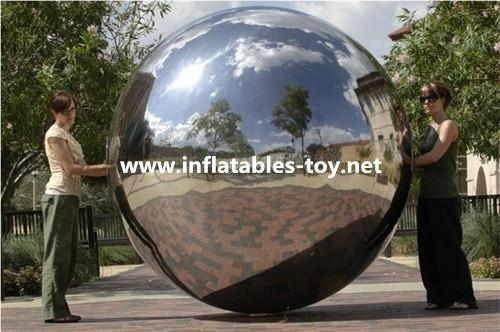 Stage Decoration Silver Ball for Sale