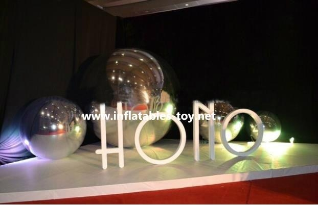 Wholesale Popular Inflatable Decoration Mirror Ball
