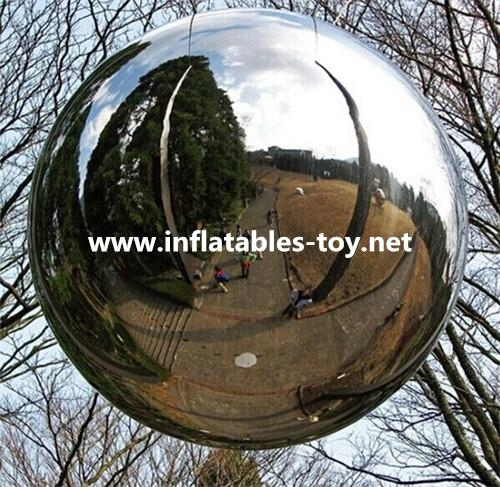 Fashion Show Inflatable Mirror Balls