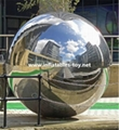 Amazing Decoration Mirror Ball Inflatable