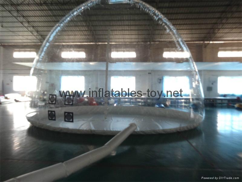 bubble dome tent