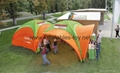 Advertising Inflatable X-gloo Tents with Printing 6