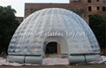 Airtight Inflatable Clear Dome tent