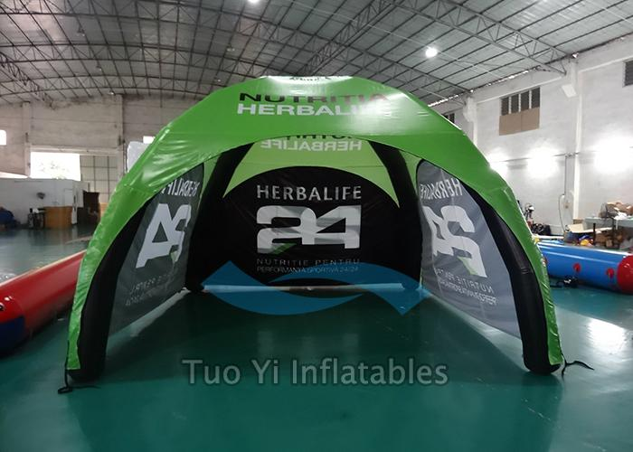 Factory Made Outdoor PVC Inflatable Tents