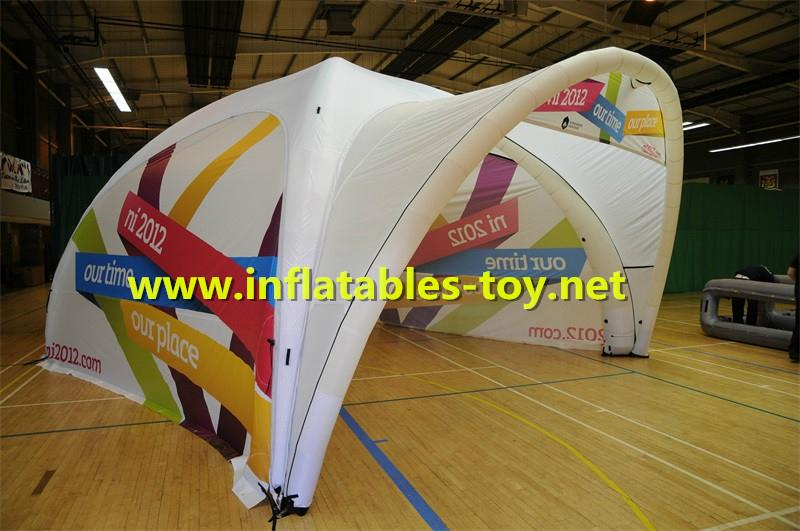 Full Color Printed X-gloo Tent