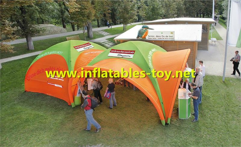 Customized Inflatable X-gloo Tent