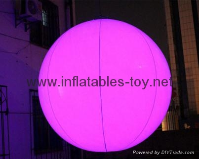Inflatable Crystal Balloons