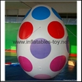 Easter Decoration Balloon, Colorful Inflatable Easter Eggs for Promotional 2