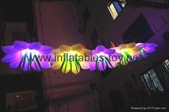 Inflatable Lighting Flower Decoration, Inflatable Lighting Decorations