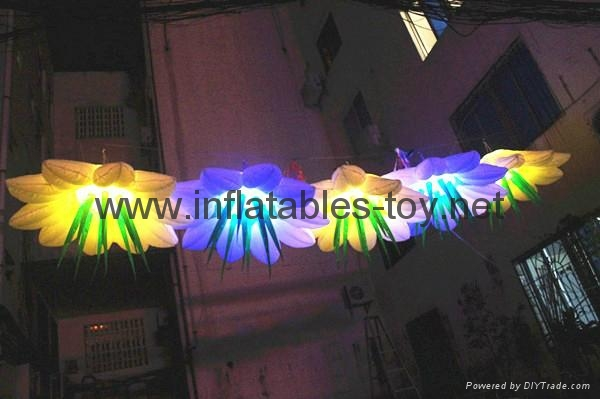 Giant Inflatable Decoration Flowers