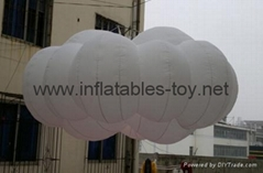 Inflatables Cloud for Ev (Hot Product - 1*)