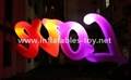 LED Love Letters for Event Wedding Decoration 3