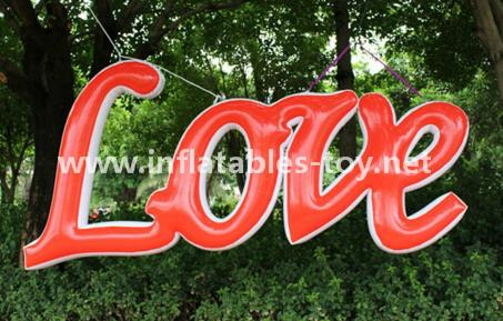 LED Love Letters for Event Wedding Decoration 4