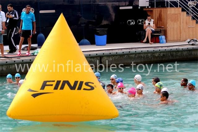 Open Water Race Markers Inflatable Swim Buoys China