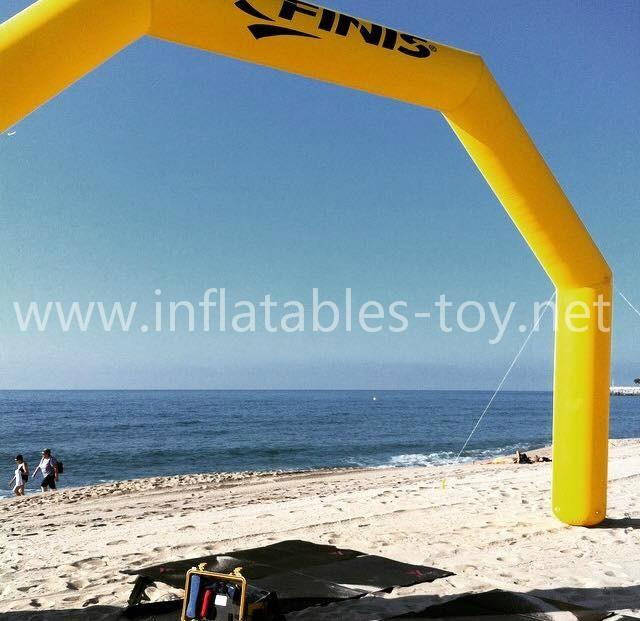 Inflatable Water Arch
