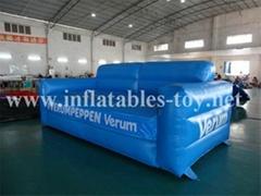 Giant Inflatable Sofa fo