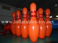 Inflatable Bowling Pins, Advertising Bowling Games 10