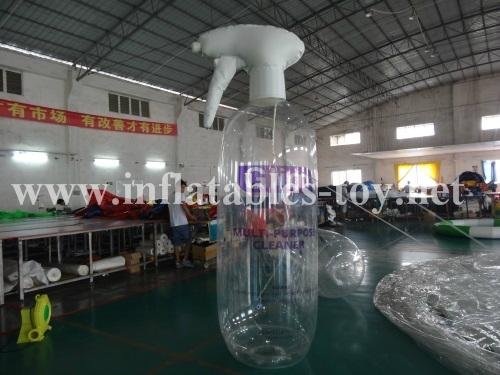Inflatable Bottles Shape, Advertising Product Replica 9