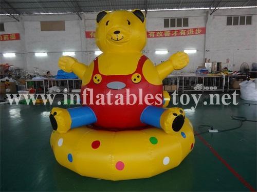 Inflatable Car Advertising Replica, Car Shape Model 9