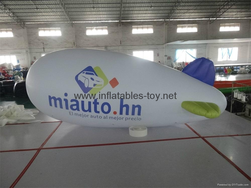 Outdoor Exhibition Trade Show Spheres Inflatable Balloon 2