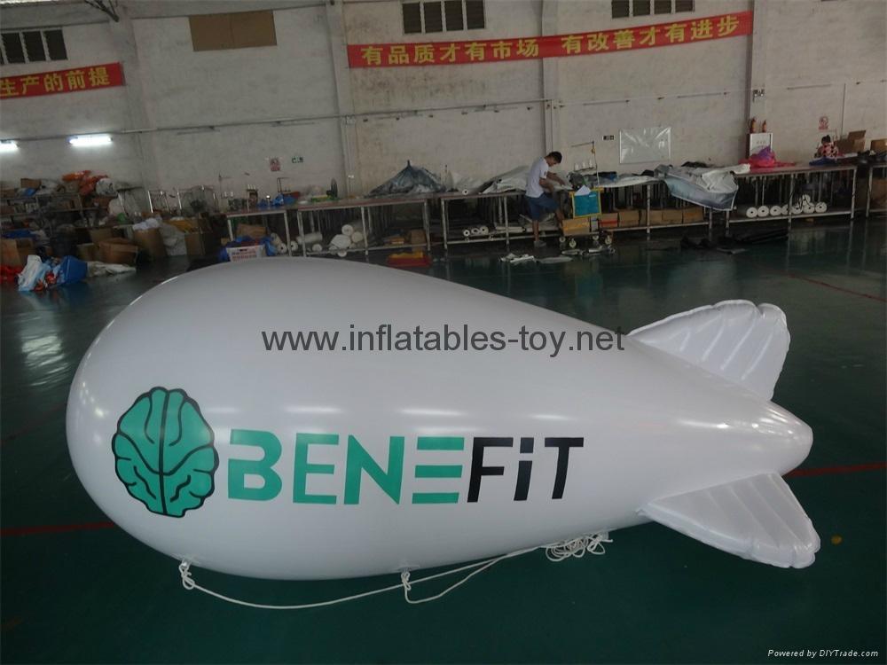 Outdoor Exhibition Trade Show Spheres Inflatable Balloon 4