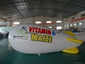 Outdoor Exhibition Trade Show Spheres Inflatable Balloon