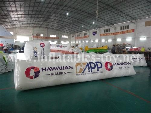 Inflatable Billboard  with Digital Printing Banner