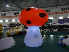 Inflatable Mushroom Decorations, Inflatable Mushroon Model