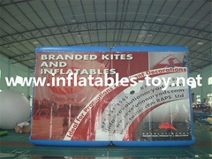 Inflatable Movie Screen and Billboard