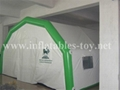Durable Inflatable Airtight tents, Inflatable Cube Tent 4