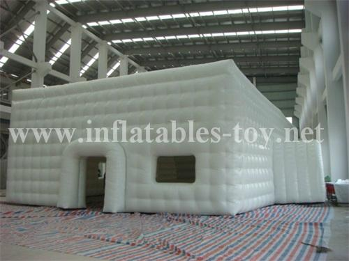 Durable Inflatable Airtight tents, Inflatable Cube Tent 3
