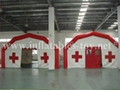Inflatable Medical Tent , Inflatable Mobile Hospitals , Red Cross Tent 2