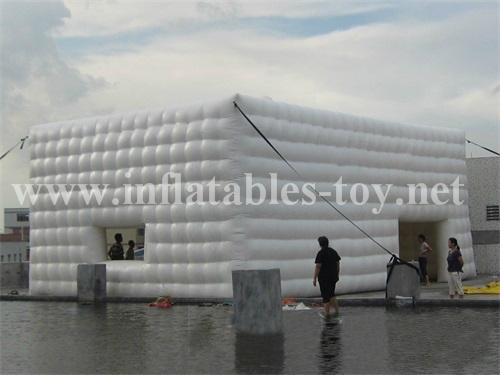 Inflatable Wedding Tent, Customized Inflatable Cube Tent 2