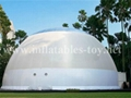 Inflatable Igloo Dome Tent , Inflatable Wedding Tent 8