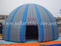 Inflatable Igloo Dome Tent , Inflatable Wedding Tent 7