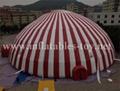 Inflatable Igloo Dome Tent , Inflatable Wedding Tent 4