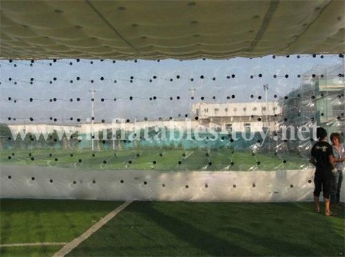 Inflatable Clear Cube Tent , Transparent Inflatable Tent 9