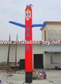 Blowing Up Sky Dancer with Printing for Advertising 6