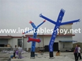 Direction Inflatable Air Dancer with Arrow for Promotional 1