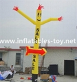 Direction Inflatable Air Dancer with Arrow for Promotional 2