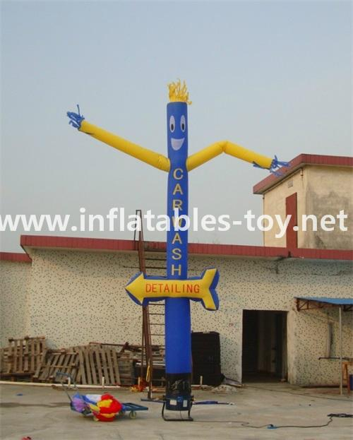 Direction Inflatable Air Dancer with Arrow for Promotional 7