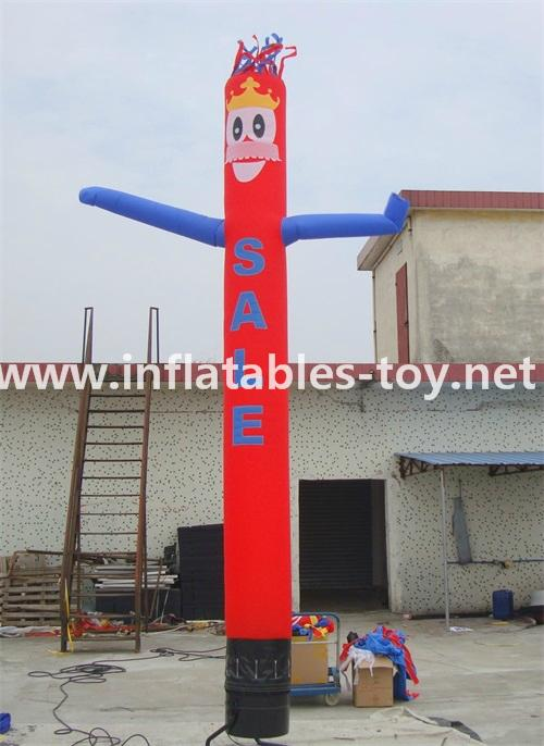 Customized Inflatable Air Dancer, Inflatable Flying Logo Dudes for Advertising 4