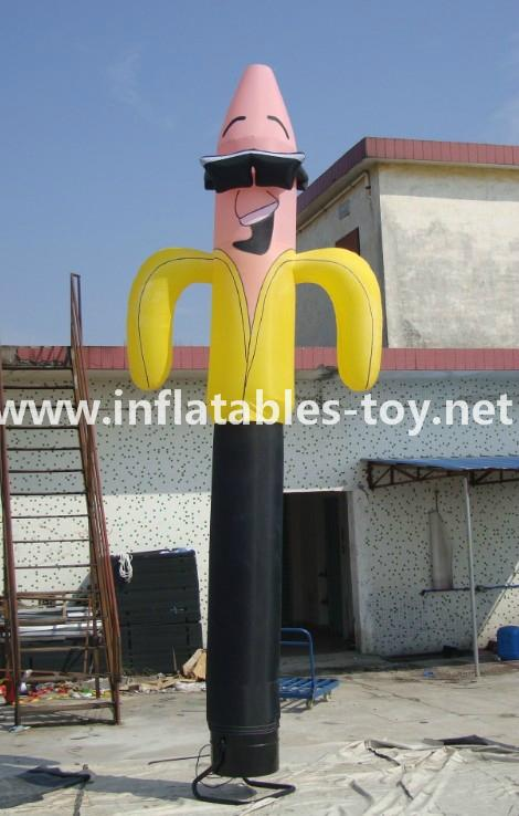 Customized Inflatable Air Dancer, Inflatable Flying Logo Dudes for Advertising 2